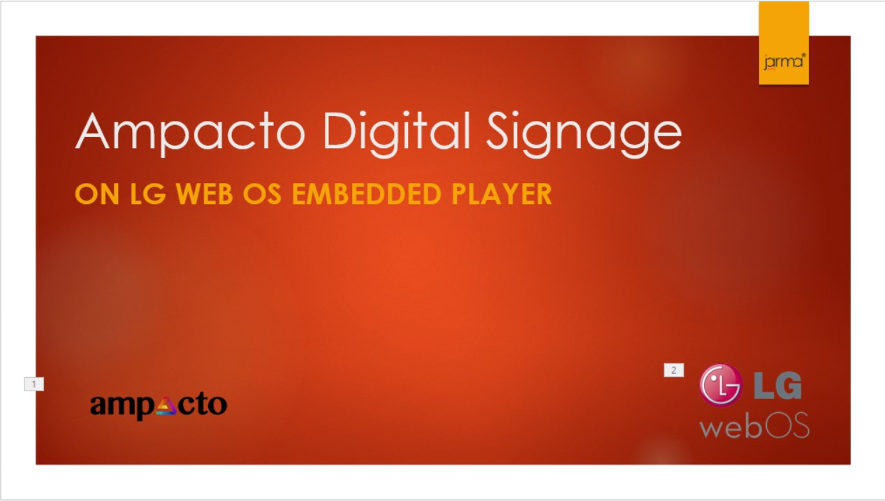 Digital Signage Solution Mumbai | India & Worldwide | Jarma